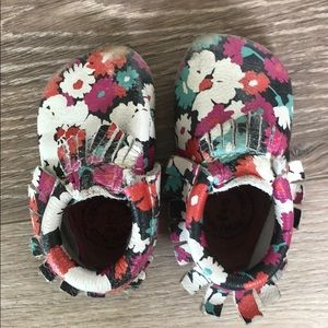 Freshly picked shoes
